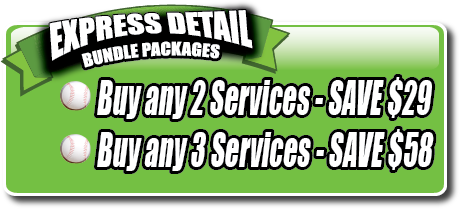 Express Detail Bundle Packages
