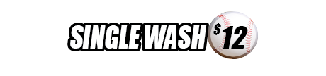 Triple Play Single Express Car Wash