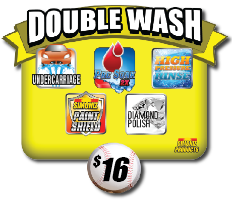 Triple Play Double Express Car Wash