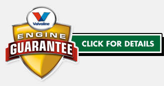Valvoline Engine Guarantee