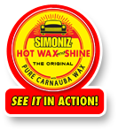 Simonize Hot Wax and Shine